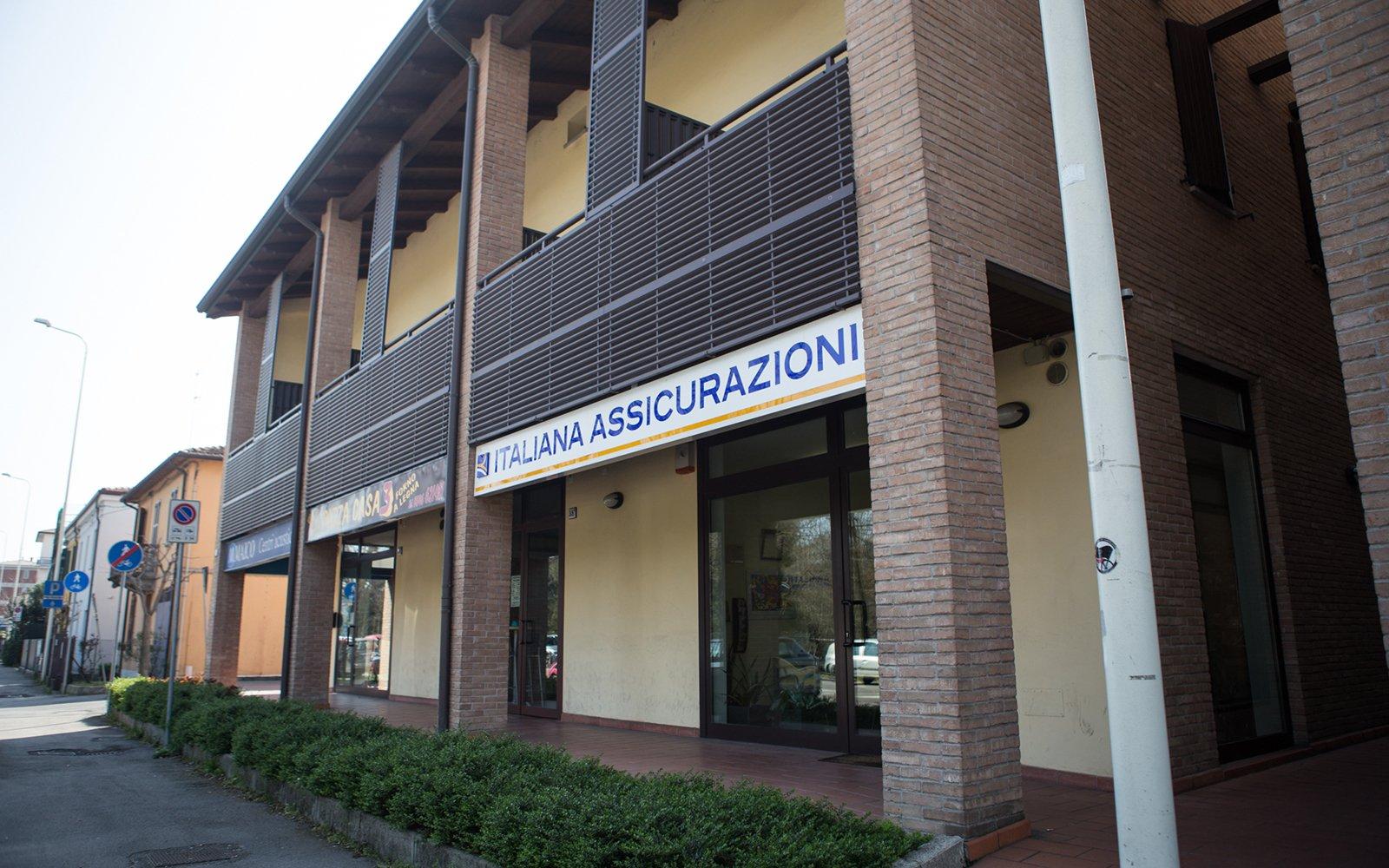 I nostri uffici dove siamo al loro servizio