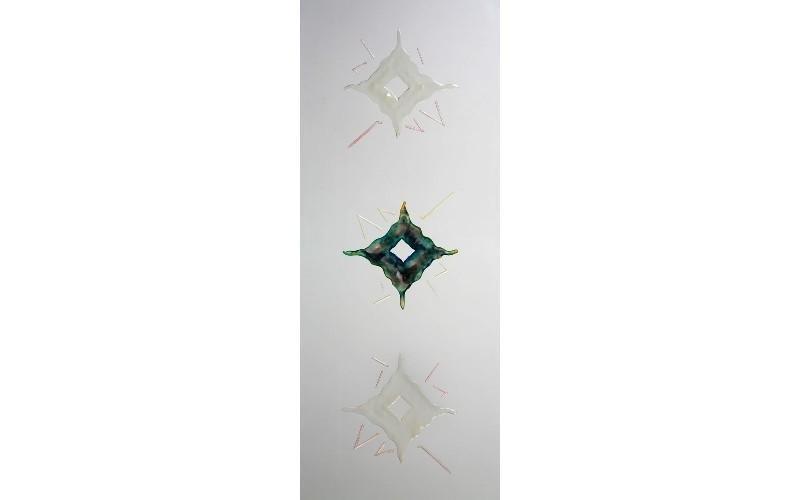 Decorazione cristalli Vetreria S. Croce