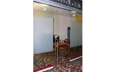 Porte invetro Vetreria S. Croce