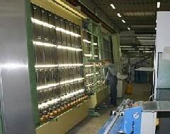 lavorazioni in vetro Vetreria S. Croce