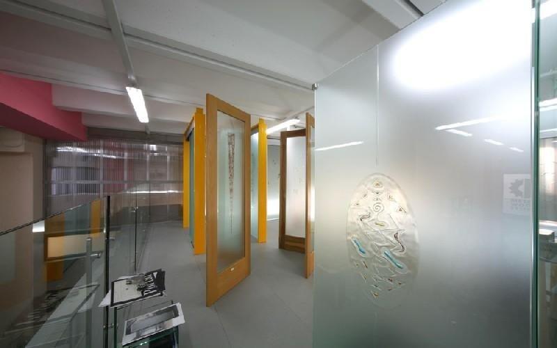 Esposizione vetro Vetreria S. Croce
