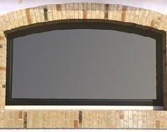 infissi in alluminio legno Vetreria S. Croce