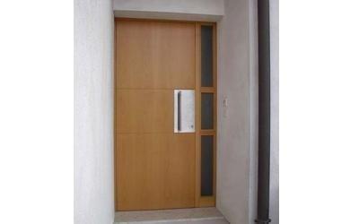 porta di ingresso moderna