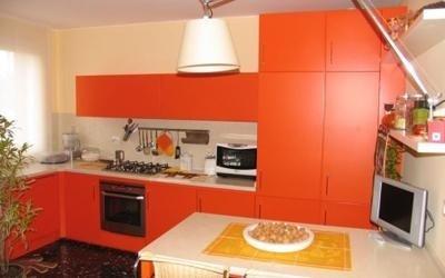 mobili cucina su misura in legno