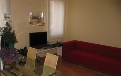 mobili salotto su misura in legno