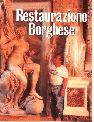 restauro della galleria borghese - franco er marmista