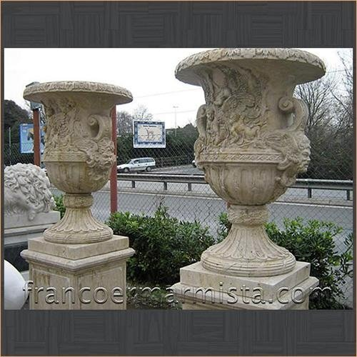Vasi in marmo roma galleria d arte todi for Vasi marmo