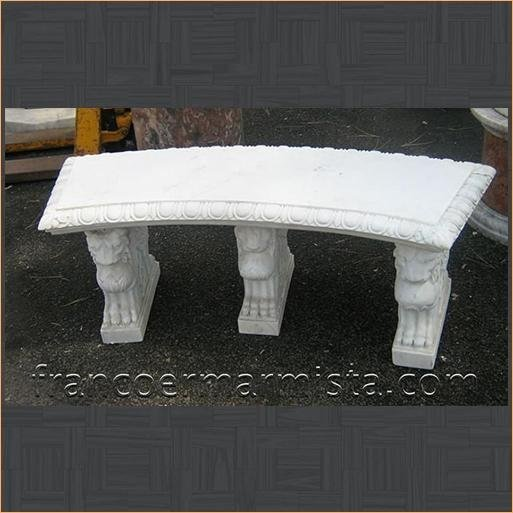 Panchine da giardino in marmo roma galleria d arte - Panchine da giardino ikea ...