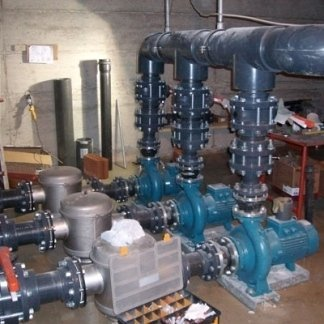 impianti ed apparecchi depurazione