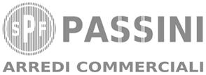 PASSINI Arredi Commerciali - LOGO