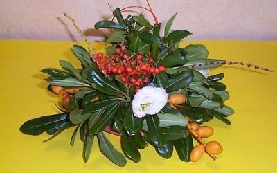 addobbi floreali naturali