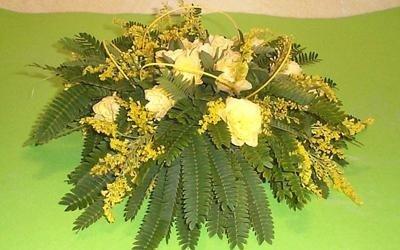 composizioni fiori freschi