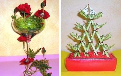 vendita fiori artificiali