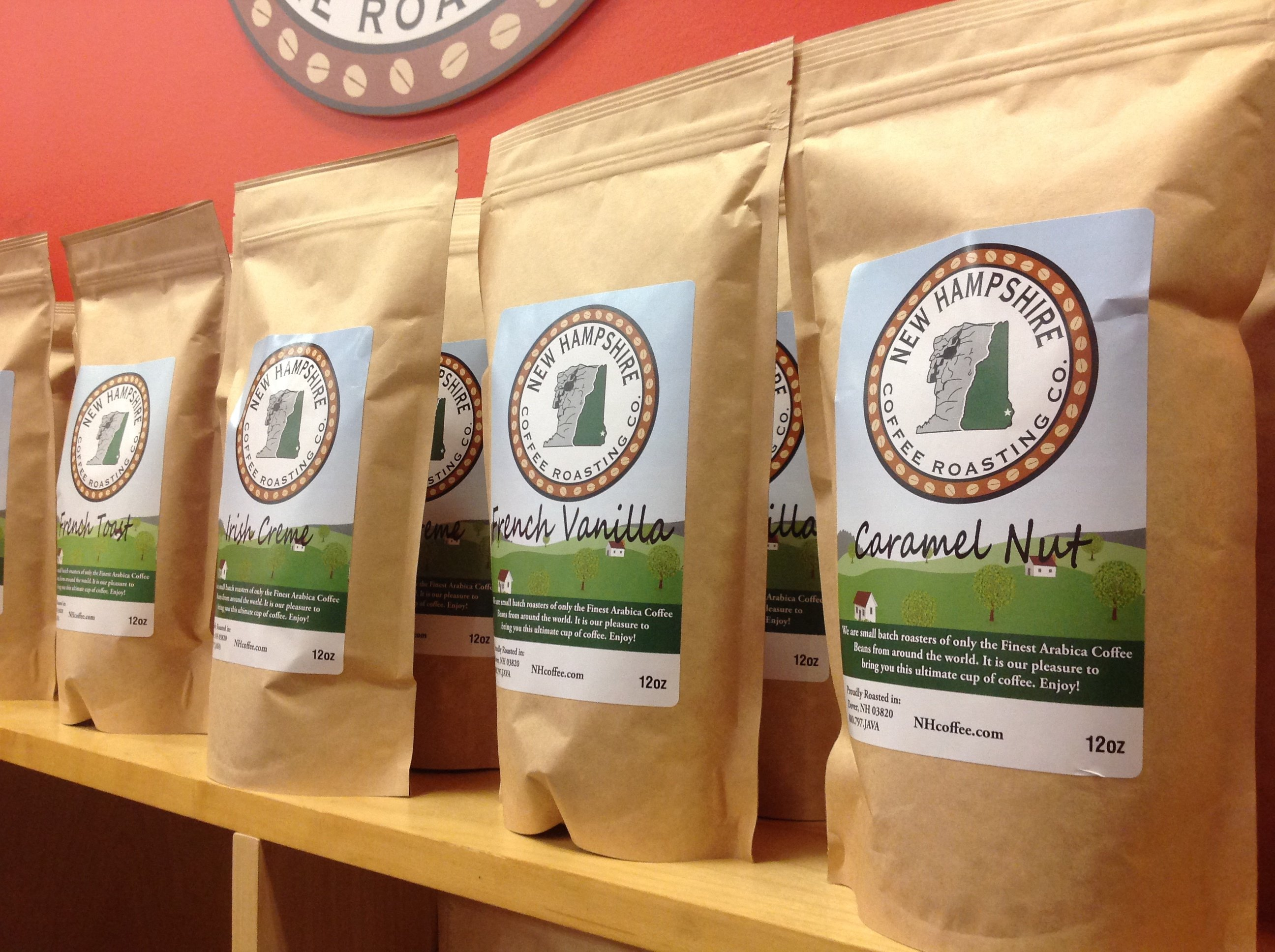 New Hampshire Coffee Roasters