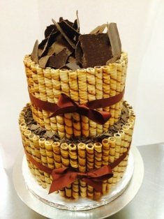 pirrouline cakes
