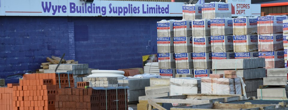 Wyre Building Supplies Fleetwood