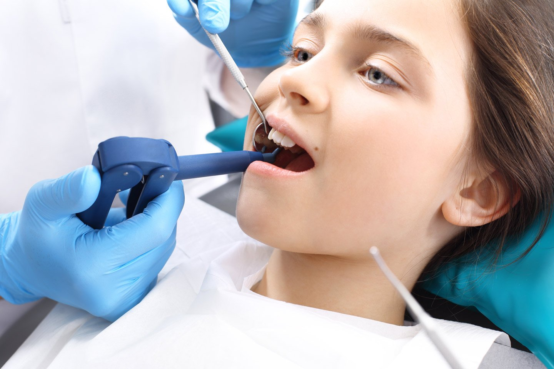 Intervento odontoiatrico