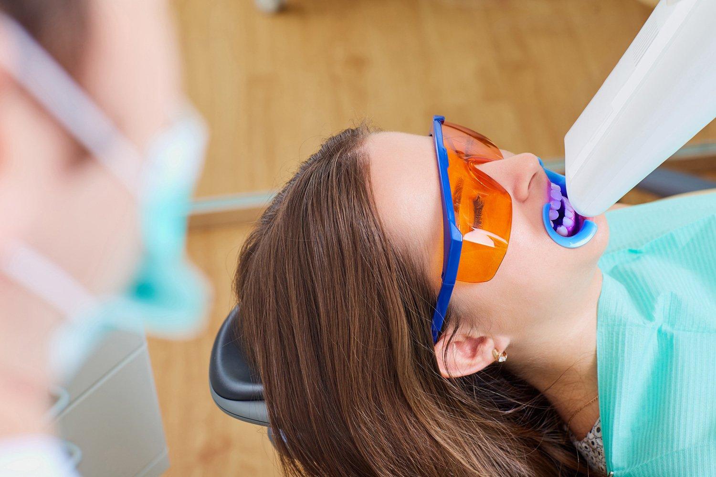 Pulitura dei denti