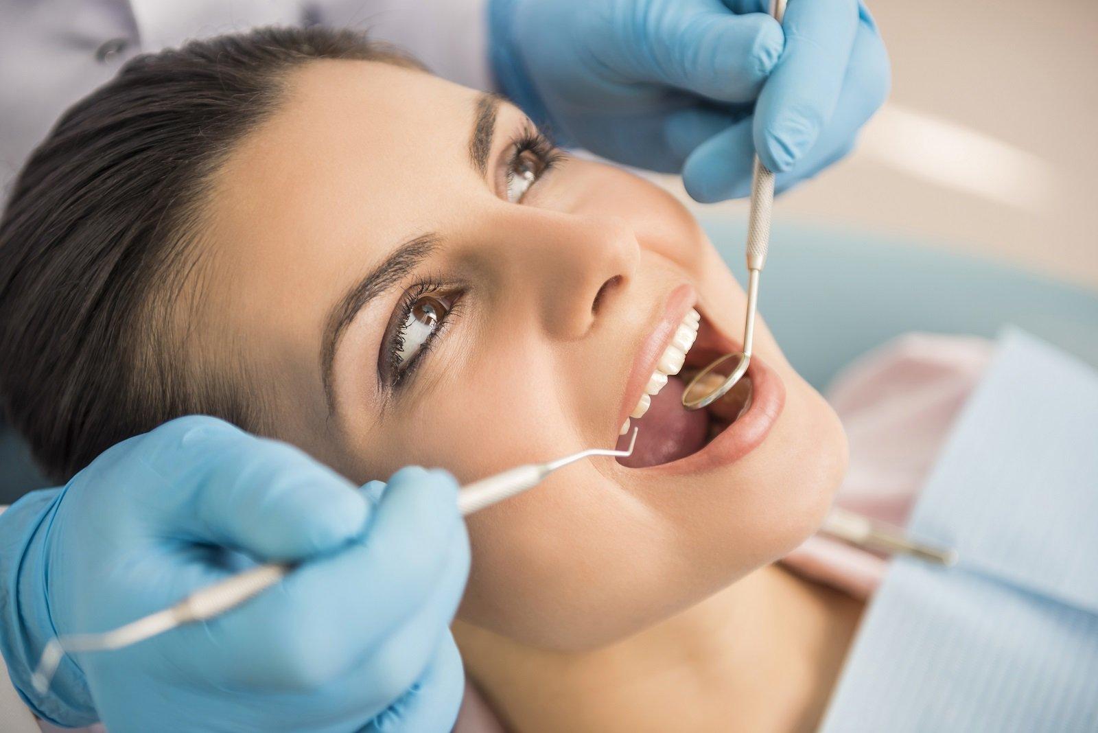 Controllo dentisticopresso Studio Dentistico Graziani a Faenza