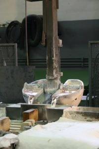 Metallo colato