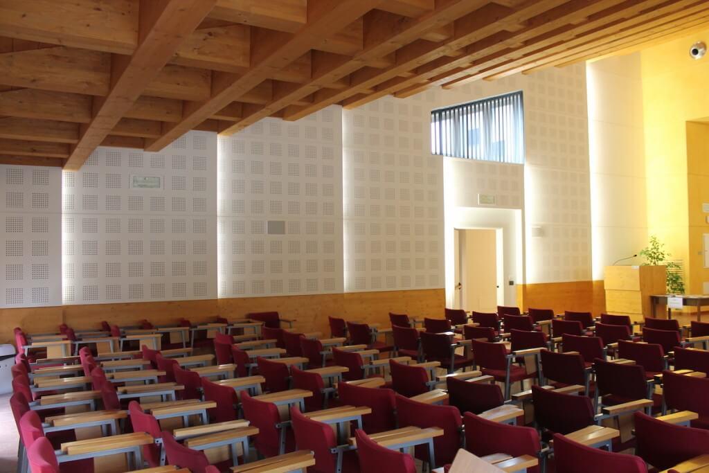 Sala convegni centro didattico