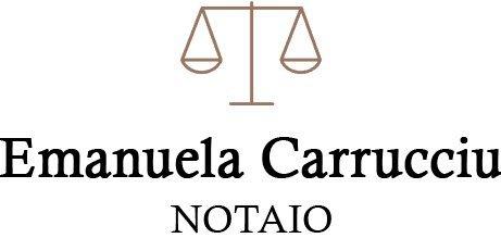 Emanuela Carrucciu Notaio - Logo