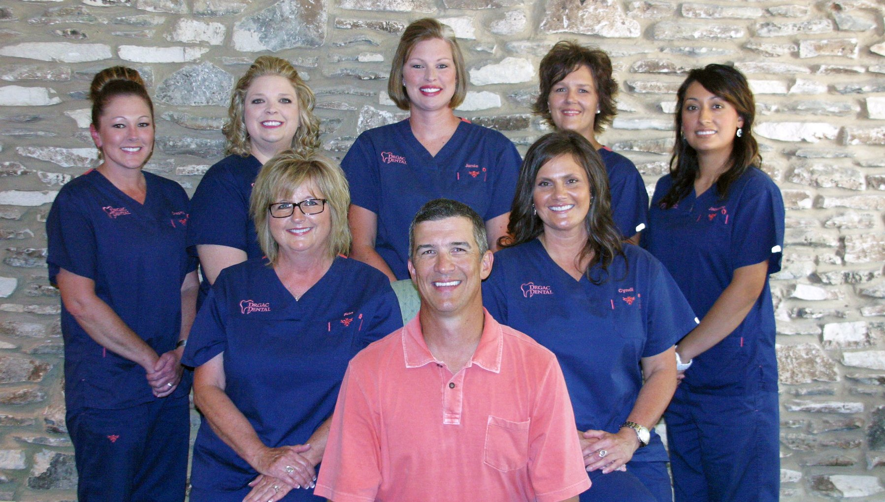 Our family dentist team in Caldwell