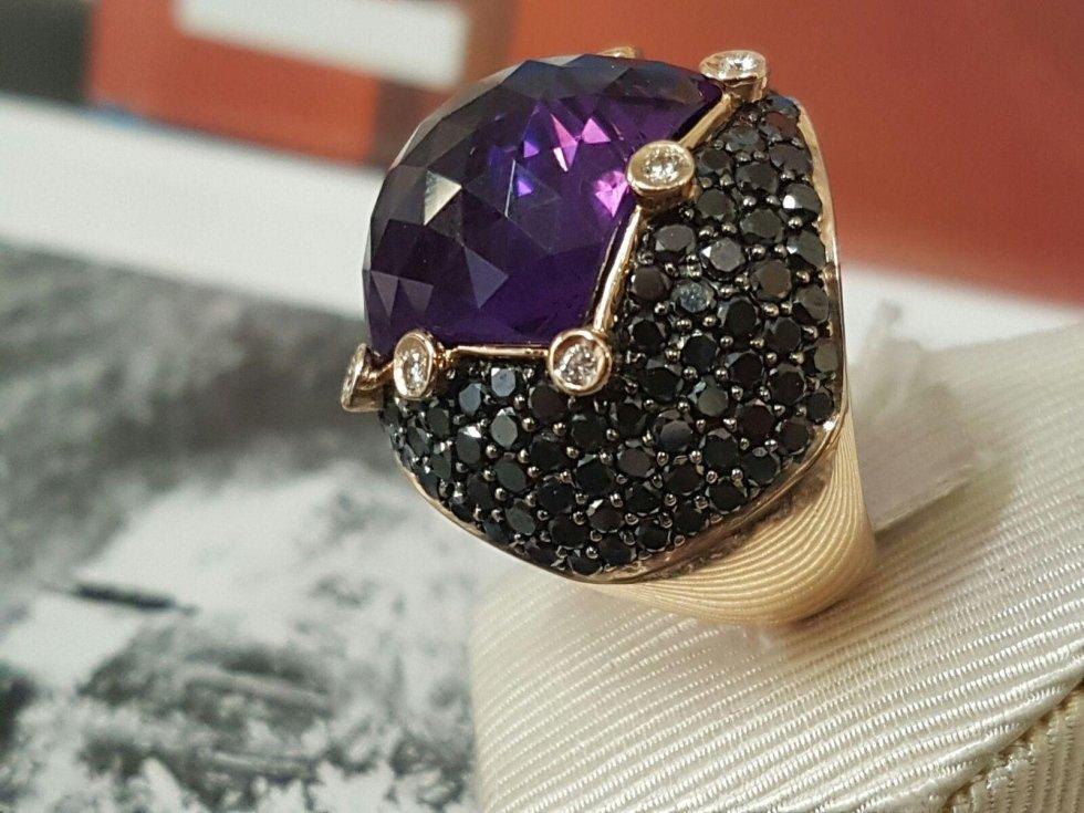 gioiello diamanti Trecate