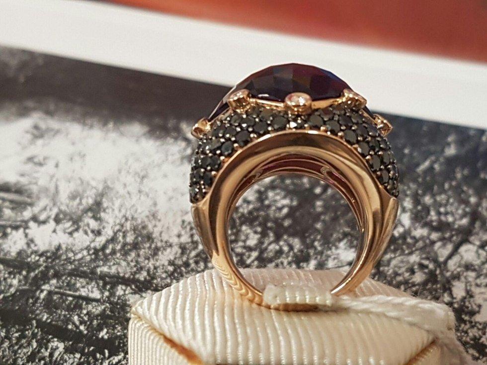 diamanti ametista Trecate