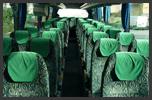 Tappezzeria per sedili di autobus