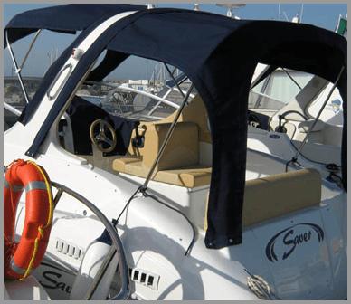 Tappezzerie nautiche