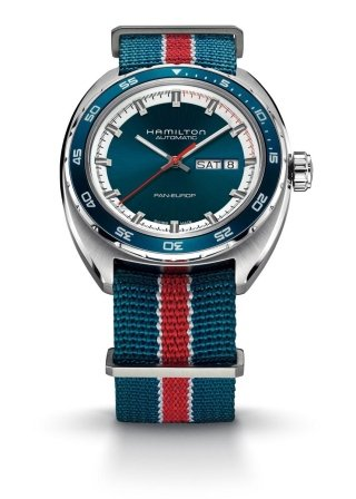 American Classic Pan Europ Day Date H35405941