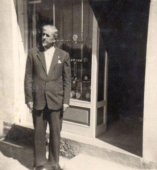 Nonno Arturo Teso