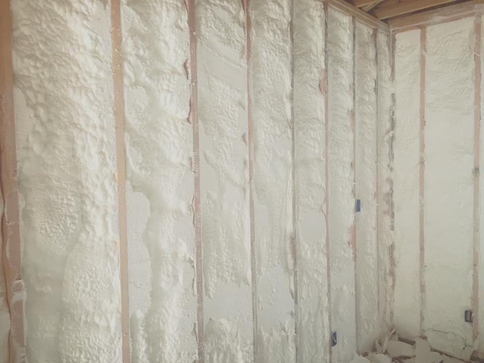 Spray Foam Insulation Bryan, TX