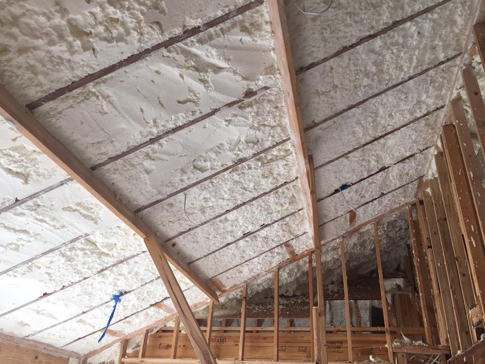 Spray Foam Insulation College Station, TX