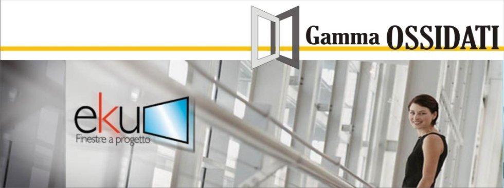 Locandina promozionale della ditta GAMMA Ossidati