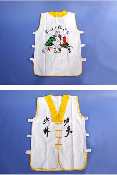 Gilet Shaolin.