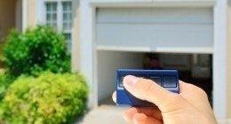 porte sezionali, aprire garage, telecomando garage