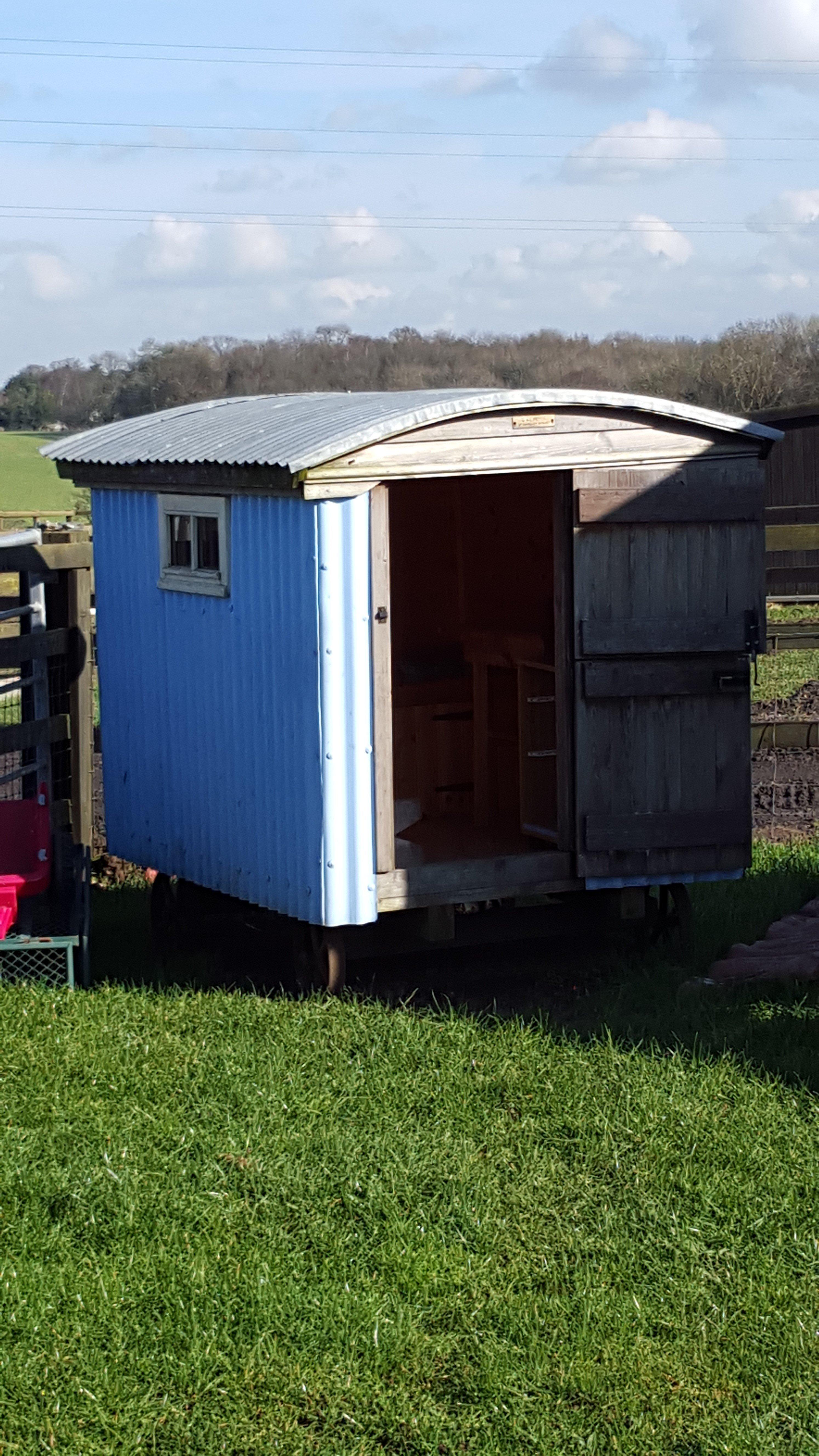 farm hut