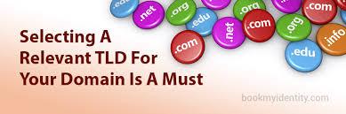 Domain TLD Branding