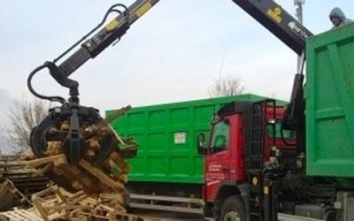 raccolta materiali riciclabili