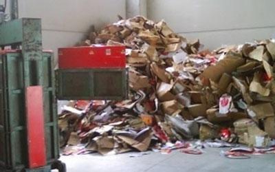 smaltimento rifiuti non pericolosi