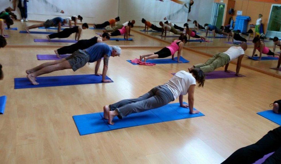 pilates e yoga fiumicino