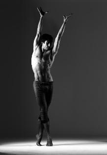 stage con ballerino professionista
