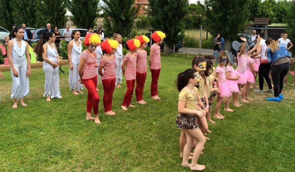 corso di ginnastica artistica per bambini