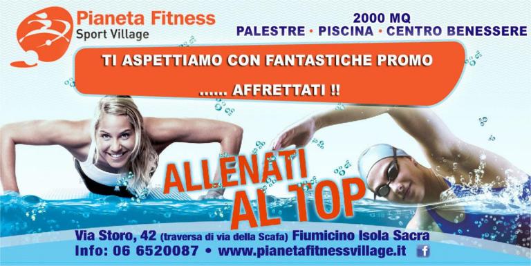 offerte palestra Fiumicino - Pianeta Fitness