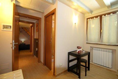 Corridoio di legno