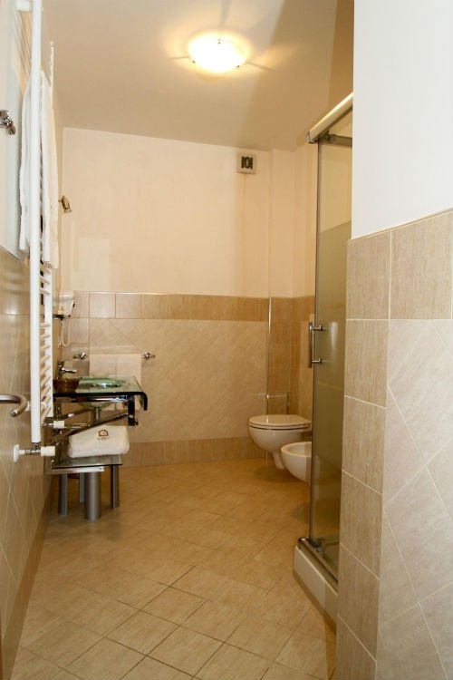 Sala di bagno