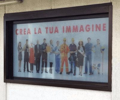 crea la tua imagine