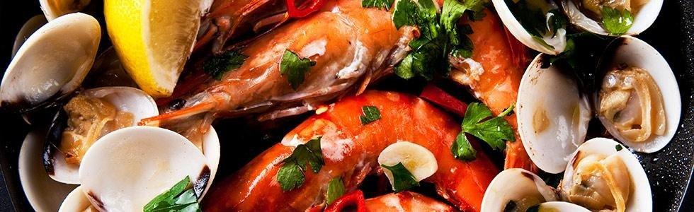 Specialità di pesce Bari